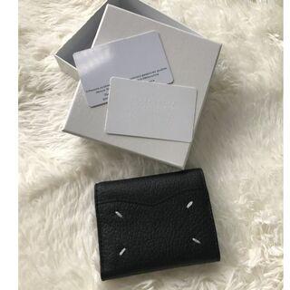 Maison Martin Margiela - メゾンマルジェラ Maison Margiela 3つ折り財布 【新品未使用】