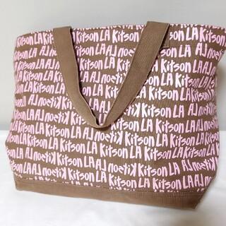 KITSON - kitson 旅行バッグ
