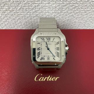 Cartier - 【ブティック購入品】2020新作 サントス ドゥ カルティエ