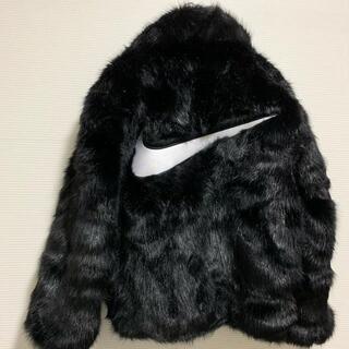 NIKE - サイズXL Nike × Ambush ファー ジャケット コート