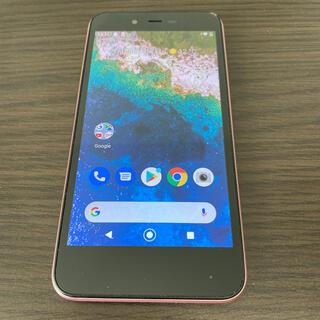 SHARP - Android One S3 S3-SH○ワイモバイル○防水.防塵○サブ器に○