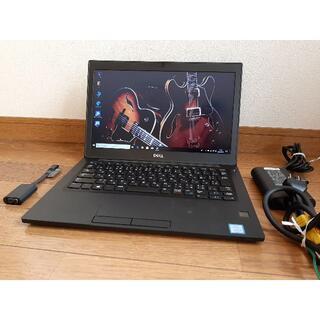 DELL - DELL 7290 8世代 i5 8350U 256G/SSD M.2