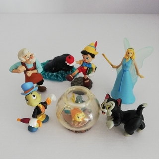 Disney - Disney ピノキオ チョコエッグ