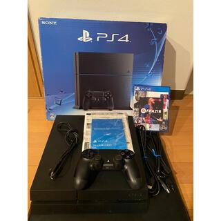 PlayStation4 - SONY PlayStation4 CUH-1200AB01 FIFA21セット