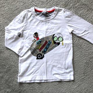 マークジェイコブス(MARC JACOBS)のLittle Marc Jacobs 90 ロングTシャツ(Tシャツ/カットソー)