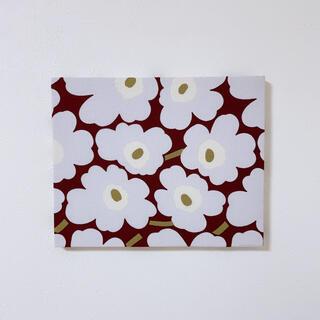 マリメッコ(marimekko)のファブリックパネル マリメッコ ミニウニッコ*限定色(インテリア雑貨)