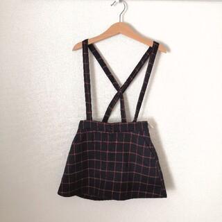 チャオパニックティピー(CIAOPANIC TYPY)のチャオパニックティピー 吊りスカート110~120(スカート)