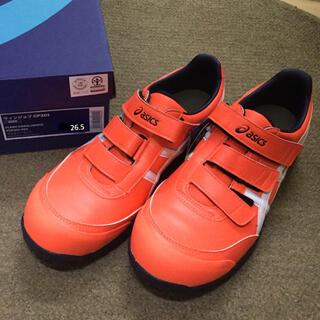 asics - 送料無料 asics アシックス 26.5cm 安全靴 CP301 作業靴