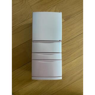 ぷちサンプル 冷蔵庫 ピンク