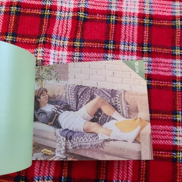 防弾少年団(BTS)(ボウダンショウネンダン)のBTS EXHIBITION 2018 ソウル展示会 TICKETBOOK エンタメ/ホビーのタレントグッズ(アイドルグッズ)の商品写真