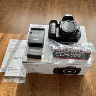 Canon - Canon EOS90D