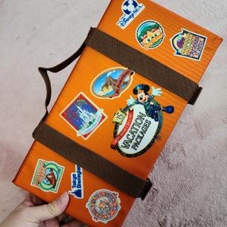 Disney - 新品未使用♡ディズニーバケーションパッケージ♡ポータブルクッション♡35周年♡