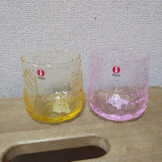 イッタラ(iittala)のscope フルッタ scope グラス レモン(グラス/カップ)