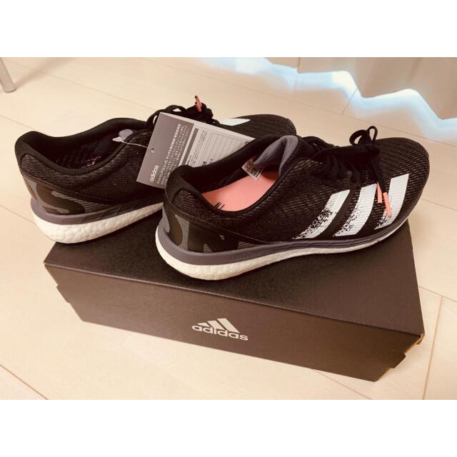 adidas(アディダス)の新品 アディダス ランニングスニーカー シューズ 24.0  レディースの靴/シューズ(スニーカー)の商品写真