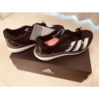 adidas - 新品 アディダス ランニングスニーカー シューズ 24.0