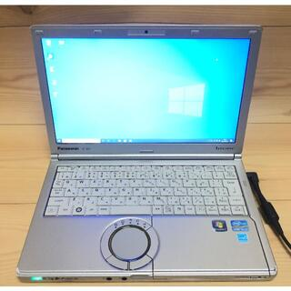 Panasonic - 中古ノートPC Pana CF-SX1GDKYS i5 Win10 Office
