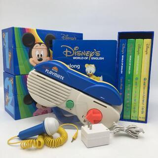 Disney - 2015年購入!両面デジタルトークアロング・Q&Aカード ディズニー英語システム