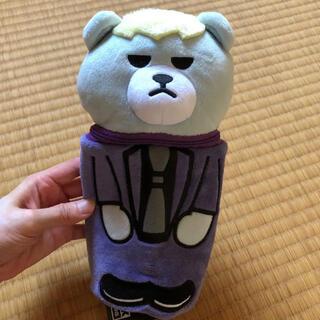 ビッグバン(BIGBANG)の最終値下げ BIGBANG ボトルカバー 非売品(ぬいぐるみ)