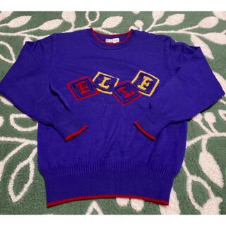 エル(ELLE)のELLE ニットセーター(ニット/セーター)