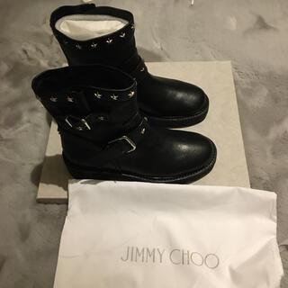 JIMMY CHOO - ジミーチュウ ブーツ