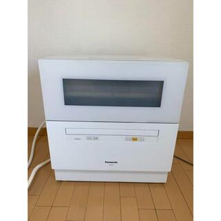 Panasonic NP-TH1-W 食洗機 動作確認済み(食器洗い機/乾燥機)