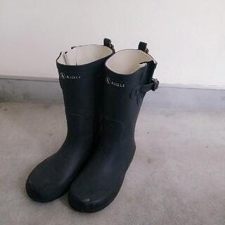 AIGLE - AIGLE ブーツ 30(18.5cm)
