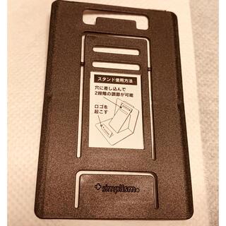 iPhone - カード型スマホスタンド スマホ スタンド カード型 iPhone11ProMax