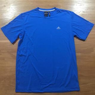 アディダス(adidas)のadidasスポーツTシャツ(Tシャツ/カットソー(半袖/袖なし))