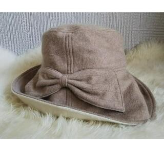 美品 アシーナニューヨークAthena NEW YORK 日本製 帽子