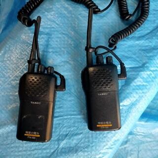 YAESU トランシーバーFTH-105(アマチュア無線)