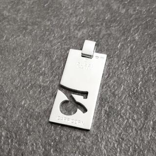グッチ(Gucci)の正規品 グッチ ペンダント ホロスコープ 山羊座 シルバー プレート ネックレス(ネックレス)