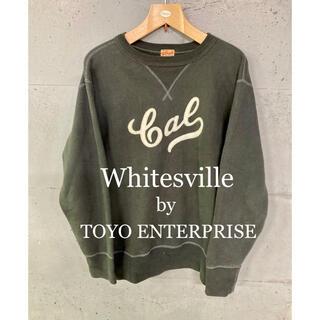 トウヨウエンタープライズ(東洋エンタープライズ)のWhitesville by TOYO ENTERPRISE!スウェット!(スウェット)