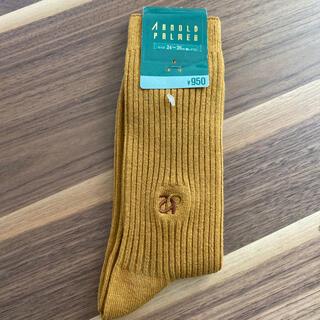 アーノルドパーマー(Arnold Palmer)のアーノルドパーマー☆靴下☆新品タグ付き(ソックス)