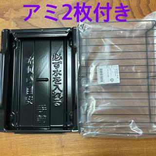 パナソニック(Panasonic)のIHクッキングヒータービジネスユニット AZC83-414 新品 焼きアミ2枚!(IHレンジ)