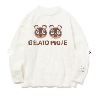 gelato pique - 大人用 つぶまめ ジャガードプルオーバー あつまれどうぶつの森