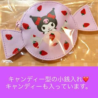 サンリオ(サンリオ)の新品❤︎送料無料【クロミちゃん】キャンディー型コインケース(コインケース)