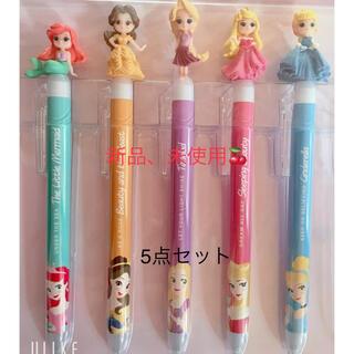 Disney - ディズニー★プリンセス5点セット★ボールペン★