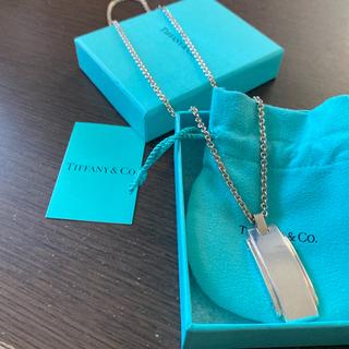 Tiffany & Co. - tiffanyメトロポリスネックレス
