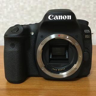 Canon - 超美品 Canon EOS 80D ボディのみ