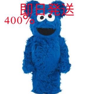 メディコムトイ(MEDICOM TOY)のBE@RBRICK COOKIE MONSTER Costume 400%(その他)