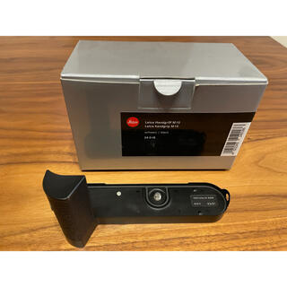 ライカ(LEICA)のLeica (ライカ) M10用 ハンドグリップ ブラック(デジタル一眼)