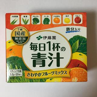 イトウエン(伊藤園)の伊藤園 毎日1杯の青汁(青汁/ケール加工食品)