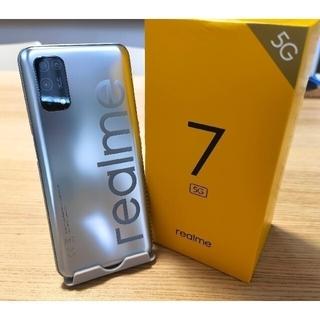 ANDROID - realme 7 5G 6GB/128GB グローバル版