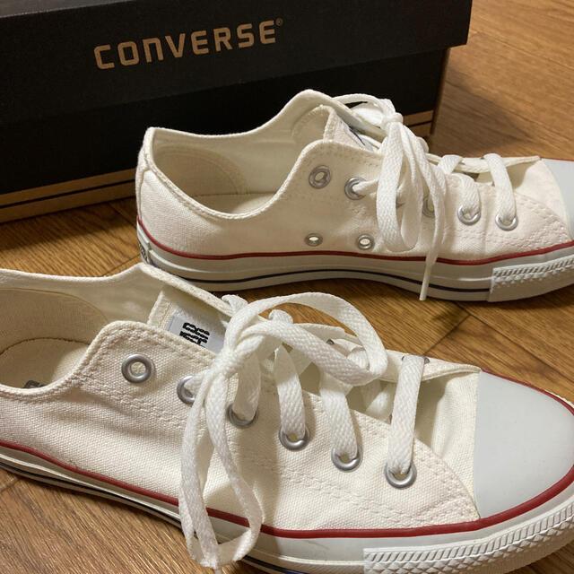 CONVERSE(コンバース)のコンバース オールスター スニーカー 白 レディースの靴/シューズ(スニーカー)の商品写真