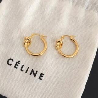 celine - ♥人気品♥♬Celine ピアス 刻印  セリーヌ レディース