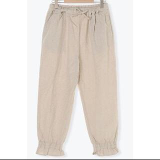 SM2 - 裾絞りパンツ*