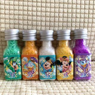 ディズニー(Disney)のディズニー バスソルト(入浴剤/バスソルト)