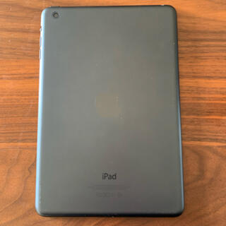 Apple - iPad mini 第一世代 32G Black