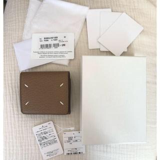 Maison Martin Margiela - 【新品】メゾンマルジェラ ミニ財布 折り財布