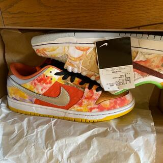 NIKE - NIKE SB DUNK LOW PRO QS CHINESE FOOD US9